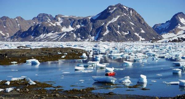 Учёные намерены спасти археологические памятники Арктики