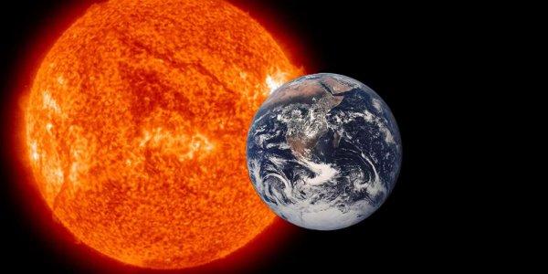 6 июля Земля достигнет самой удаленной точки от Солнца