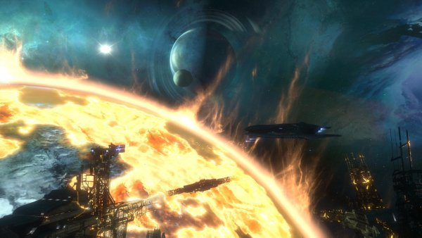 Астроном: Возле Солнца началась Космическая Война