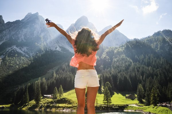 Ученые: Счастье создает эффект продления жизни