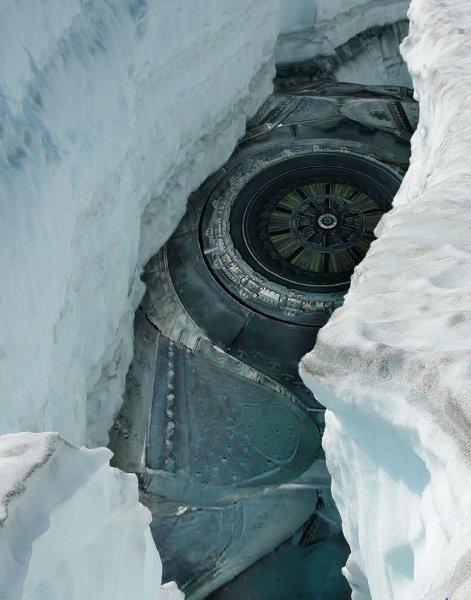 Уфологи нашли доказательства наличия НЛО в Арктике и Антарктике