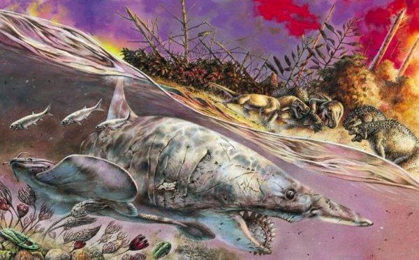 Ученые рассказали, почему вымерла флора и фауна в девонском периоде