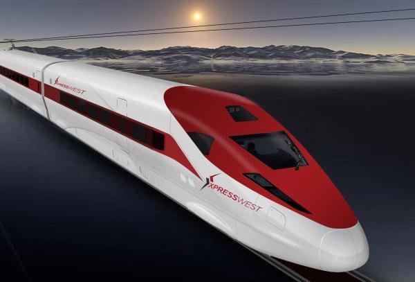 Умные школьники разработали несколько моделей поездов будущего для России