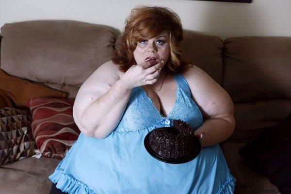 Лишний вес при ожирении признали причиной психических расстройств