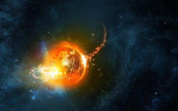 Заявление ученых: Нибиру наклоняет Солнце