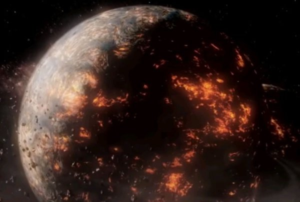 Планета Х угрожает уничтожением Земли