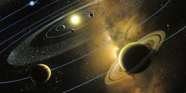 Ученые нашли останки мертвых планет в Солнечной системе