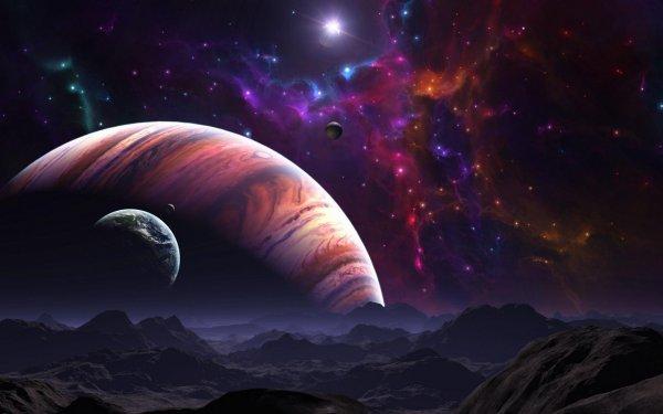 Ученые нашли рубеж космоса и атмосферы