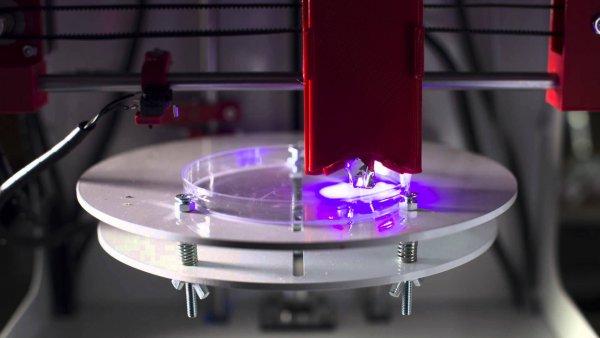 На МКС отправят биопринтер для распечатки человеческого хряща