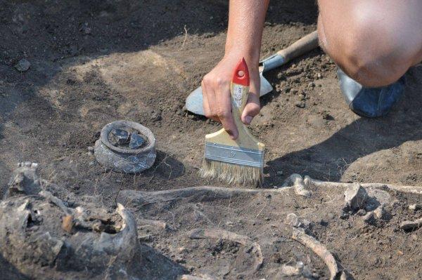 В Нижегородской области археологи обнаружили захоронение Х века