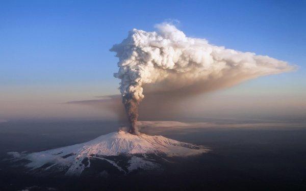 Вулканы других планет извергаются из-за гравитации Х Нибиру