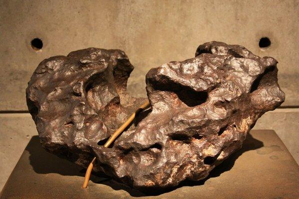 Неизвестный науке материал нашли в метеорите Уакит