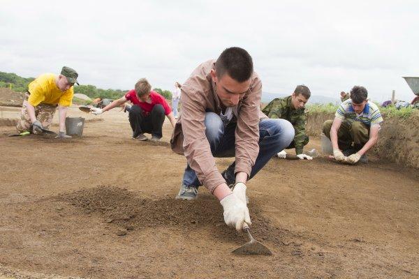 Ученые в Приморье нашли уникальные поселения древних людей