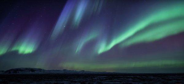 Похожее на полярное сияние новое небесное явление озадачило ученых