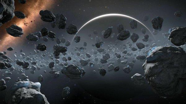 Фальшивая «правда»: NASA представили видео со всеми опасными астероидами Солнечной системы