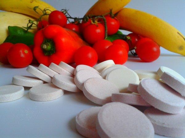 Росздравнадзор: Витамины могут привести к развитию рака
