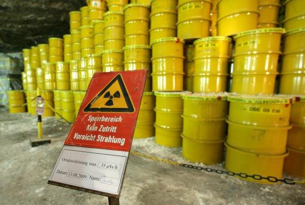 Российские ученые разработали новый способ переработки радиоактивных отходов