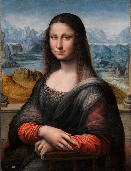 Учёные раскрыли секрет загадочной улыбки Моны Лизы