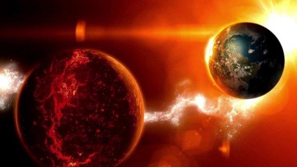 Нибиру может атаковать: Американцы были в ужасе, когда увидели «второе Солнце» — уфологи