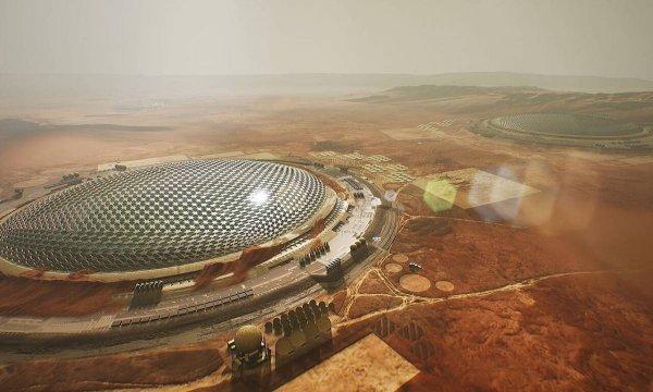 Работа полицейских на Марсе будет невыносимой – эксперты