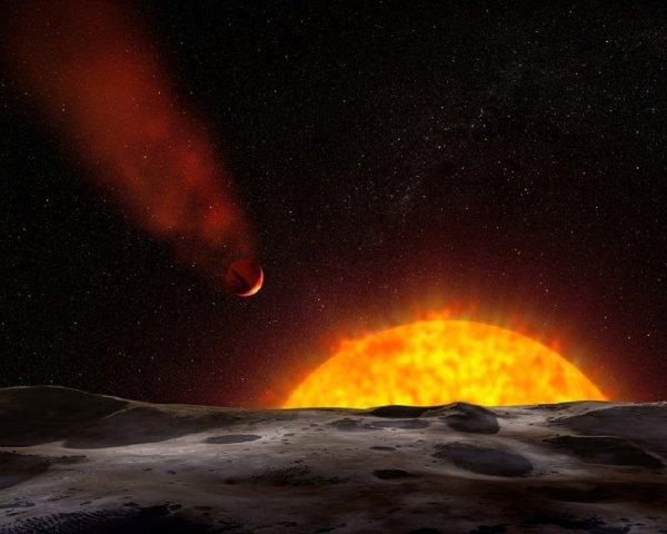 Ученые обнаружили подходящую для жизни планету