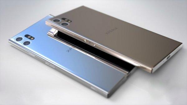 Известна дата выхода смартфона Sony Xperia XZ3 в России