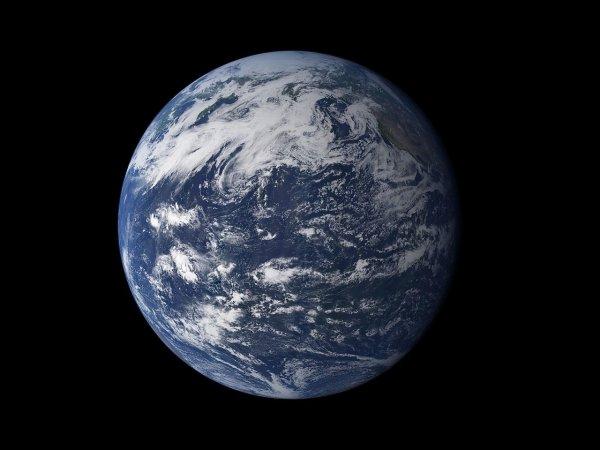NASA обнародовало снимок с видом на ночную Землю