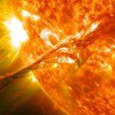 Ученые поведали об опасных последствиях солнечной бури