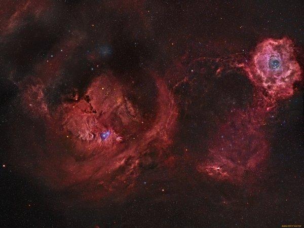 Hubble обнаружил загадочный инфракрасный источник неизвестного происхождения