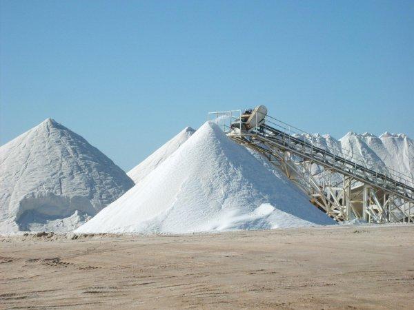 Ученые: Поваренная соль содержит пластик