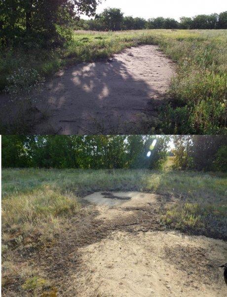 Уфологи нашли следы посадки НЛО в Волгоградской области
