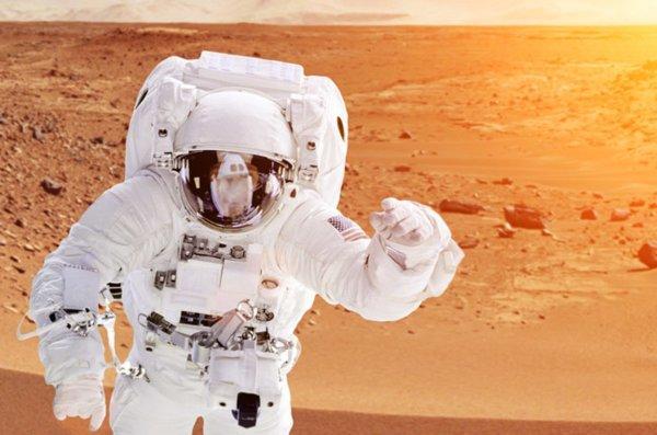 Ученые: Астронавты отправятся на Марс в замороженном состоянии