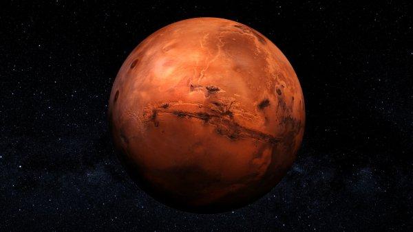 Ученые создали бактерию, которая добавит кислорода на Марсе