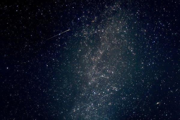 Ученые в космосе зафиксировали внеземной сигнал