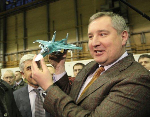 Рогозин хочет проверить подлинность высадки американцев на Луну