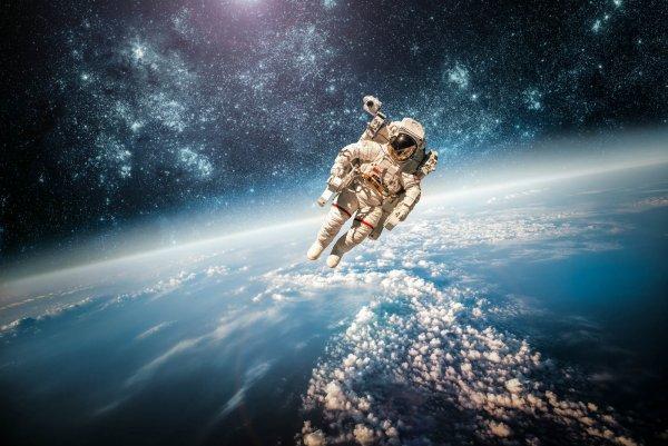 Мозг человека не готов к долгосрочному пребыванию в космосе – учёные