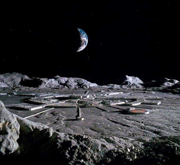 К 2040 году на Луне построят российскую базу