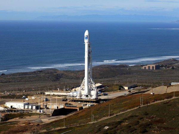 SpaceX третий раз использует первую ступень ракеты