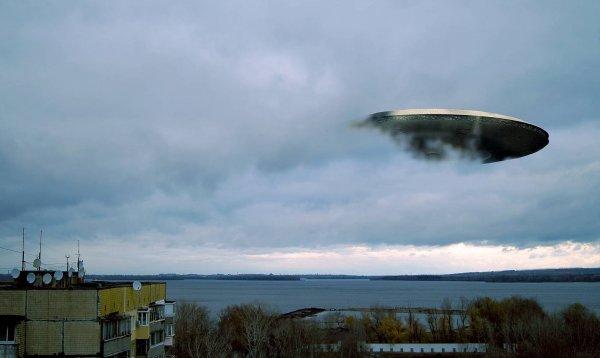 Учёные могли пропустить посещение НЛО — NASA