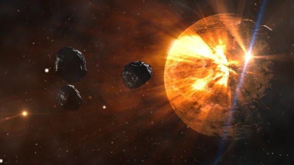 Ученые: На карликовой планете Церера обнаружены следы органики