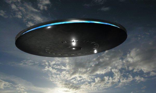 Уфологи в Северной Голландии обнаружили необычный НЛО