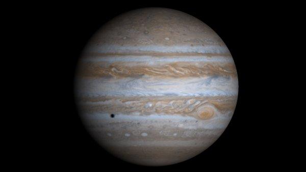 Астрономы рассказали интересные факты о Юпитере