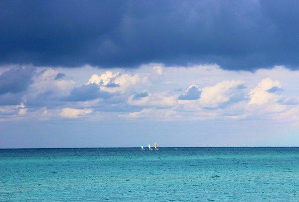 Ученые: Процесс потепления океанов ускоряется быстрее, чем думали прежде
