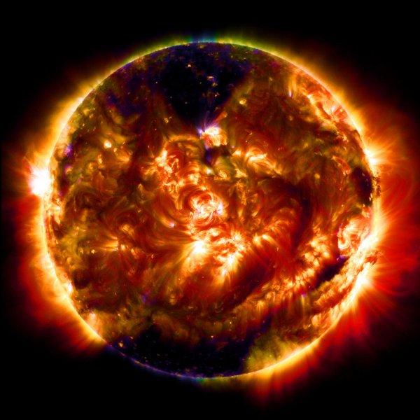 «Труп матери-природы»: 23 февраля Земля окажется в огне после серии катаклизмов из-за приближения Нибиру