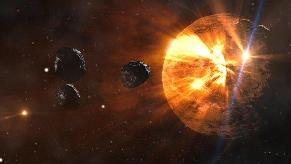 Жизнь в опасности? Ученые NASA предупредили об угрозе столкновения Земли с астероидом