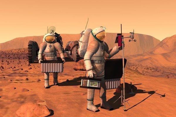 «У них нет права на ошибку»: Учёные озвучили главную опасность миссии на Марс