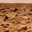 На Марсе обнаружили останки инопланетян