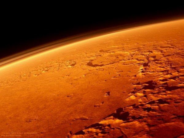 Марс атакует? На Красной планете зафиксирован неизвестный шум