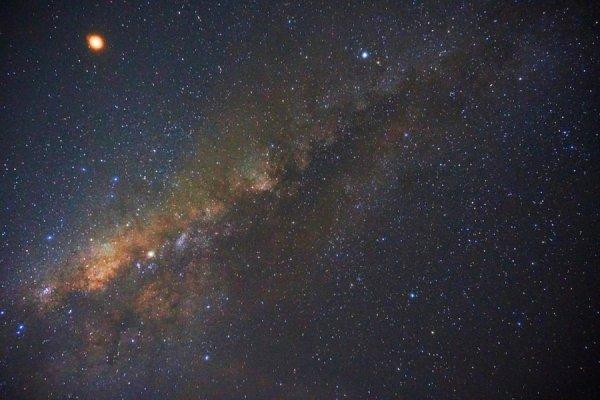 Вычислена масса Млечного пути