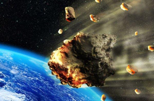 Катастрофический удар из космоса: Неизвестный объект готов «разорвать земное чрево»